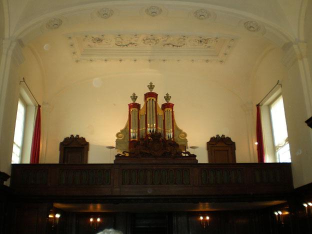 Kapel Paleis Het Loo.Apeldoorn Kapel Paleis T Loo De Orgelsite Orgelsite Nl