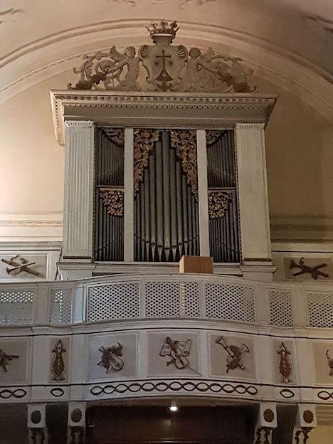 Pisa, Chiesa di San Torpé – de Orgelsite   orgelsite.nl