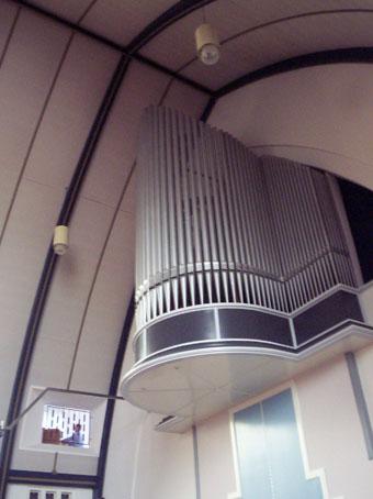 Afbeeldingsresultaat voor orgel eendrachtskerk zuid-beijerland