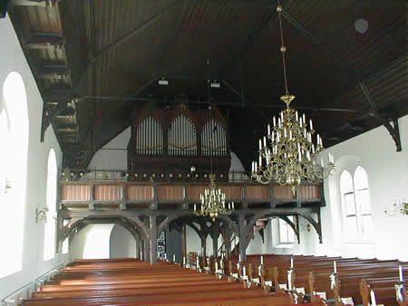 Kirche Handewitt