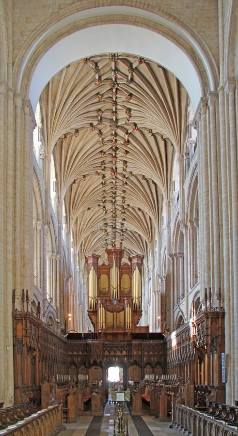 Norwich, Cathedral of the Holy and Und'd Trinity - de Orgelsite ...